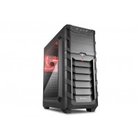 ALLIGATOR Game PC / SiX-Core i5 9400 / 8GB / 240GB SSD / GTX 1050 2GB / W10