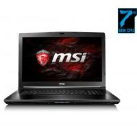 "MSI Gaming GL72 / 17,3"" / i7 7700HQ / 8GB / 1TB / GTX 960 / Win 10"