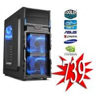 i7 GAME PC / i7 7700 / 8gb DDR4 / 1TB / GTX 1050 2GB