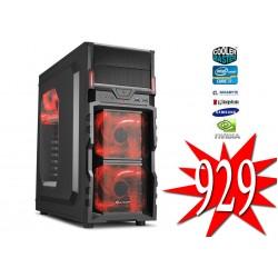 GAME PC MAX Six-Core I7 8700 / 8GB DDR4 / 1TB / GTX 1060 3GB