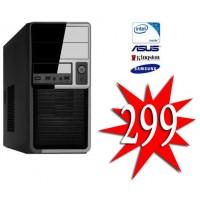 Intel Dual Core G3900 2 x 2.8ghz / 4gb DDR4 / 1000gb / HDMI