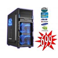 HIGH END GAME PC i5 6400 / 8GB DDR4 / 1TB / GTX 1060 3GB