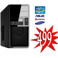 GOEDKOOPSTE INTEL I5 8400 / 240GB SSD / 8GB DDR4 / HDMI