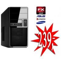 AMD A4-6300 / 1000GB / 4GB DDR3 / HD 7480 1GB HDMI