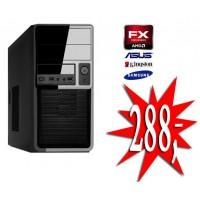 MEGA ACTIE AMD Quad-Core FX-4300 4x3.8ghz / 1000GB / 4GB