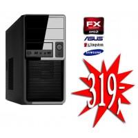 SNELSTE!! AMD Six-Core FX-6300 6x3.5ghz / 4GB / 1TB / HDMI