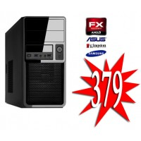 NIEUWSTE! AMD Vishera FX-8320 Acht-Core 8x3.5 / 8GB / 1TB / HDMI