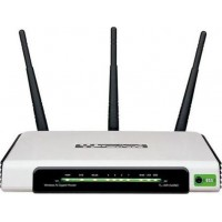 TP-LINK TL-WR1043ND 300MBPS Draadloos Internet Router incl. USB