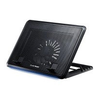 "Cooler Master NotePal ErgoStand II  17"" incl. USB-hub"