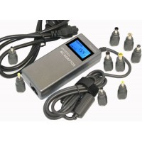 Universele Notebook Adapter 90W LCD & USB Automatisch