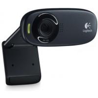 Logitech C310 (Zwart) 720p HD USB 2.0