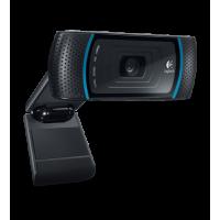 Logitech HD Pro Webcam C910 (Stereo Microfoon, Full HD)