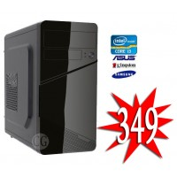 GOEDKOOPSTE van NL INTEL SKYLAKE i3 6100 / 8GB / 1TB / USB3/HDMi