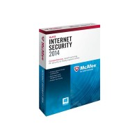 McAfee Internet Security 2017, 1 User NL